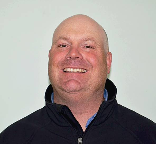 Scott Hutchings, Senior agronomist at Cox Rural in Keith